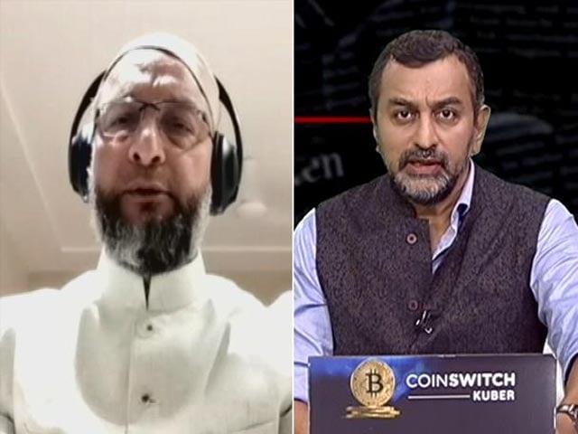 "Video : ""Go To Court If I Have Made Anti-Hindu Statements"": Assaduddin Owaisi"