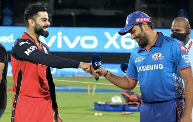IPL 2021: Royal Challengers Bangalore vs Mumbai Indians Live Updates