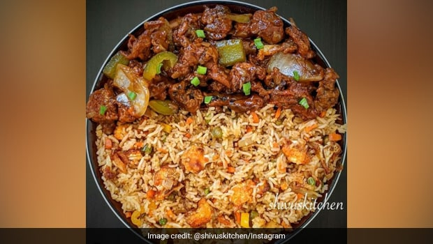 Mushroom Manchurian - A New Take On The Classic Indo-Chinese Manchurian