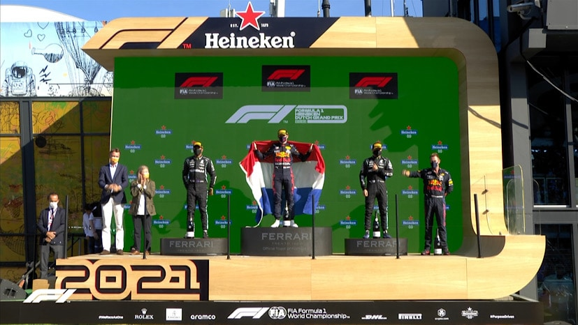 , F1: Max Verstappen Storms To Dutch GP Victory, The World Live Breaking News Coverage & Updates IN ENGLISH