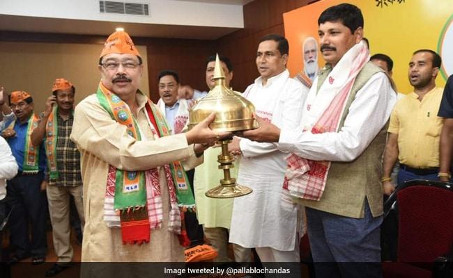 AIUDF विधायक ने असम विधानसभा से दिया इस्तीफा, BJP में शामिल