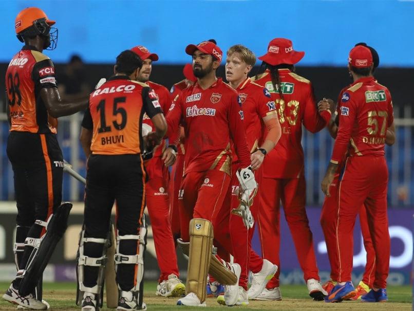 IPL 2021: Ravi Bishnoi, Mohammed Shami Set Up Punjab Kings Five-Run Win Over Sunrisers Hyderabad In Dramatic Finish