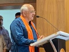 'Why Change Chief Minister If Gujarat On Path Of Progress?' Asks Shiv Sena