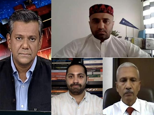 Video : Will Afghanistan Now Be A Pakistan Proxy State?