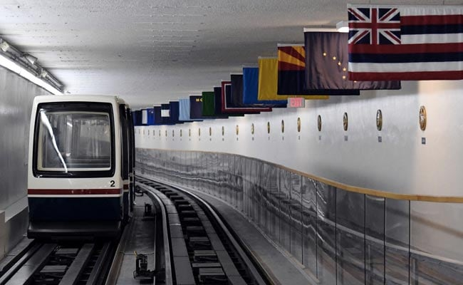 Washington's Secret Subway That Politicians Have Used For Over 100 Years