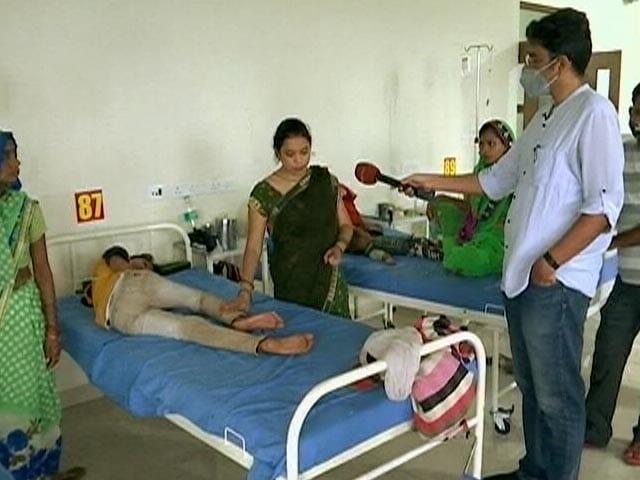 Video : NDTV At Dengue Epicentre: UP's Firozabad District Hospital
