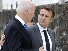 """After """"Friendly"""" Biden-Macron Call, French Envoy To Return To US"""