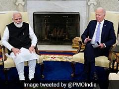 In Bilateral, PM Modi, Biden Discuss Covid, Climate Change: 10 Points