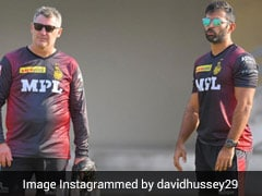 """IPL 2021: David Hussey Feels Two KKR Cricketers Are """"About To Shock The World"""""""