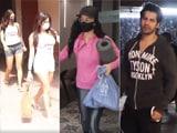 Video : It Was Gym Time For Sara, Janhvi, Shraddha And Varun