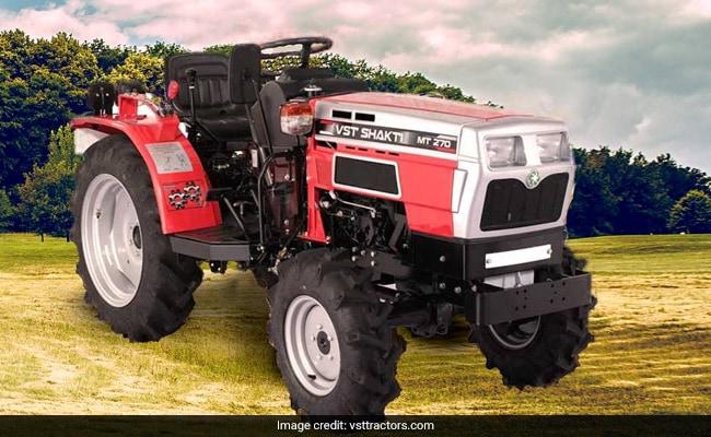 VST Tiller Tractors Shares Surge On Entering South African Markets