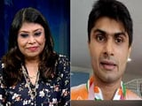 """Video : """"Happy And Disappointed..."""": Suhas Yathiraj To NDTV On Paralympics Silver"""