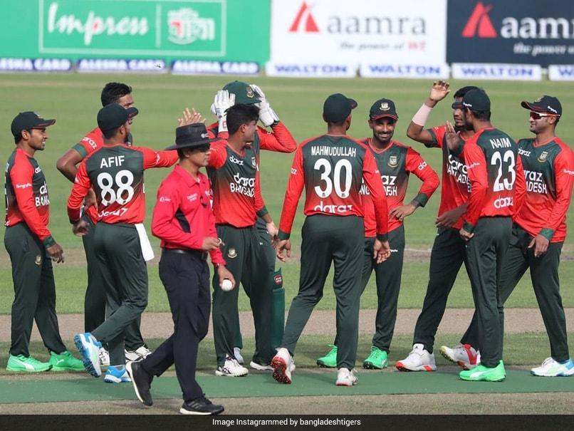 T20 World Cup: Bangladesh Announce Squad, Name Mahmudullah Riyad As Captain