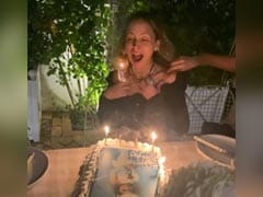 Nicole Richie's Hair Caught Fire At Her 40th Birthday Party. Expect Major Screaming