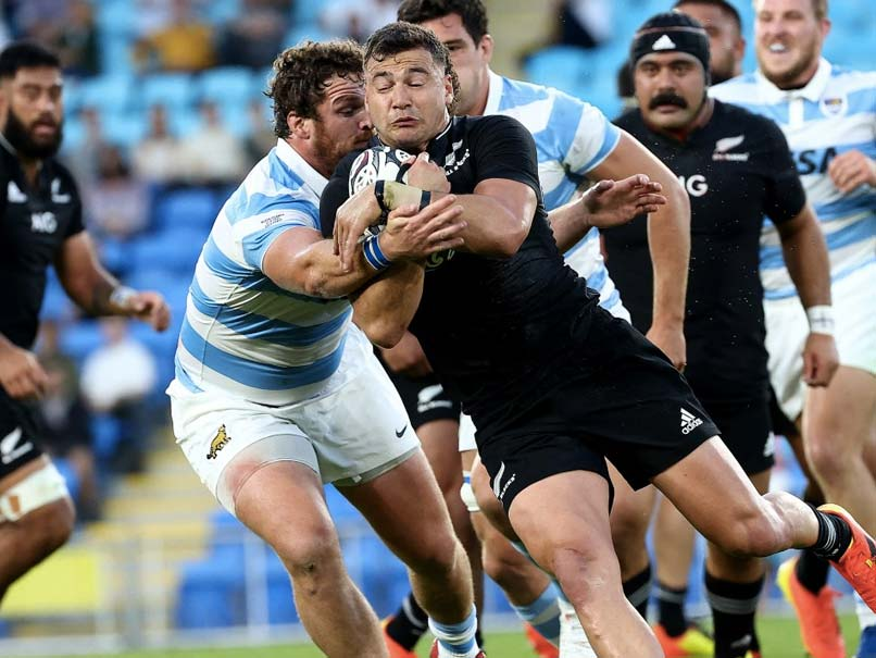 Dominant New Zealand Overwhelm Argentina In Rugby Championship