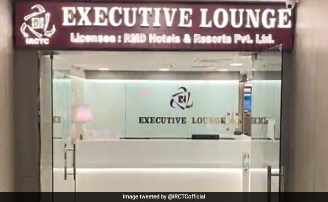New Executive Lounge With Recliners, Wifi Services Opens At Delhi Railway Station