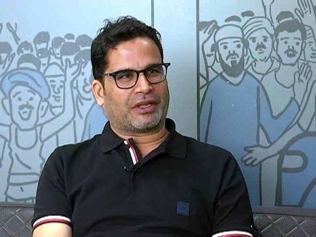 Video : Political Strategist Prashant Kishor Has Registered As A Kolkata Voter
