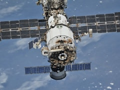 Smoke Detected In Russian Module On International Space Station: Report
