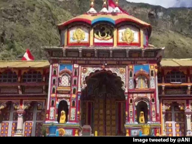 Video : Char Dham Yatra Begins In Uttarakhand