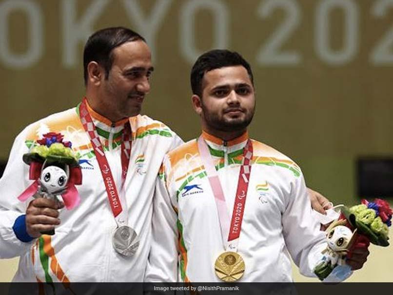 Tokyo Paralympics: Manish Narwal Wins Gold, Silver For Singhraj Adhana In 50m Mixed Pistol (SH1)