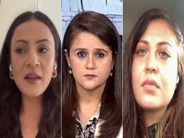 """Video : """"Do Not Touch My Clothes,"""" Say Afghan Women"""