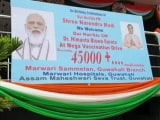 Video : BJP Launches Campaign On PM's Birthday, Congress Flags Unemployment