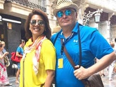 """""""Learnt A Lot From Rishi Kapoor During Our Last Few Traumatic Years"""": Read Neetu Kapoor's Post"""