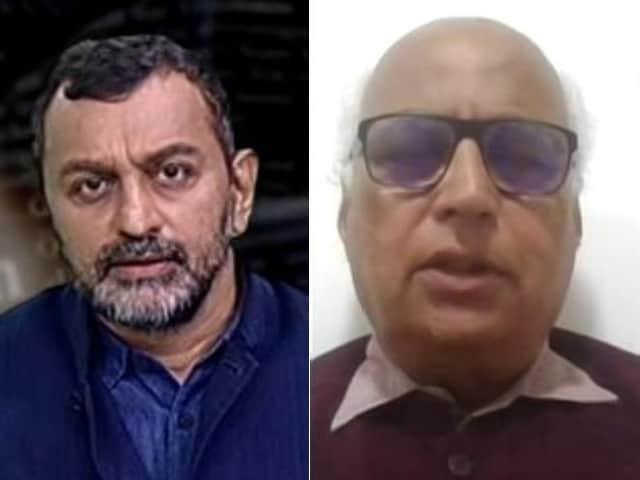 Video : 'Congress In Disarray, Deeply Concerning For Democracy': Author Sudheendra Kulkarni