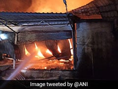 Fire At Online Grocery Store's Warehouse In Pune; No Casualty