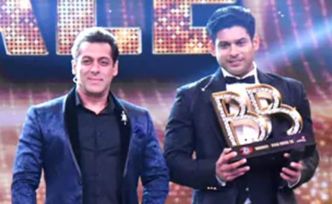 To Sidharth Shukla From Bigg Boss Host Salman Khan: 'Gone Too Soon'
