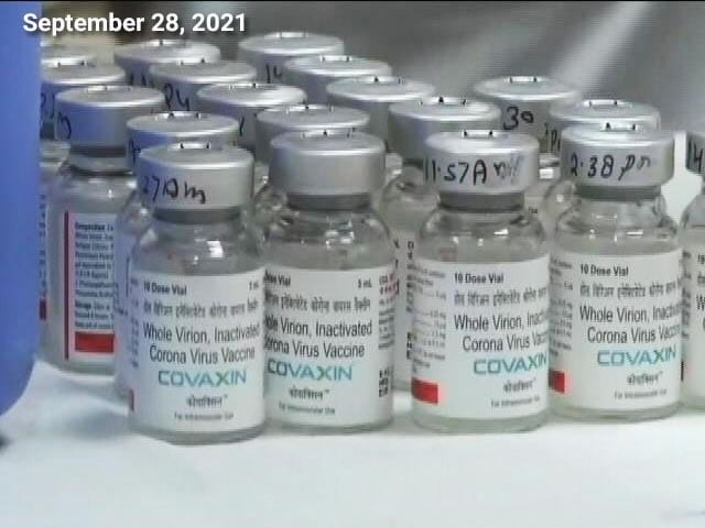 Video : WHO's Covaxin Clearance Delayed Over Queries