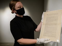Rare US Constitution Copy Tipped For $20 Million Sale At Auction