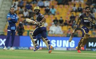 IPL 2021: Kolkata Knight Riders Defeat Mumbai Indians By Seven Wickets