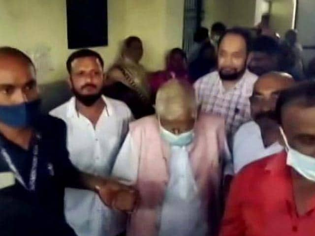 Video : Chhattisgarh Chief Minister Has His 86-Year-Old Father Arrested