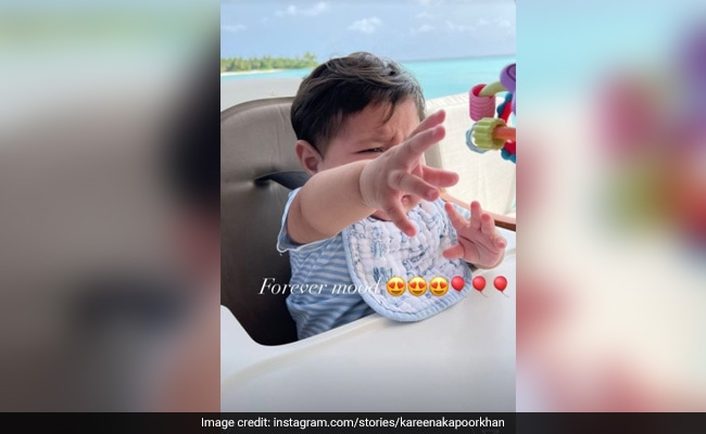 This Pic Of Baby Jeh Is Kareena Kapoor's (And Our) 'Forever Mood'