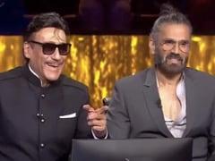 "Jackie Shroff Reveals The Secret Behind His ""<I>Bhidu</i> Language"" - Amitabh Bachchan"