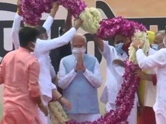 """PM Has Made India A """"Global Player"""": BJP's Huge Welcome After US Visit"""