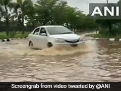Visakhapatnam Airport Faces Severe Waterlogging Due To Cyclone Gulab
