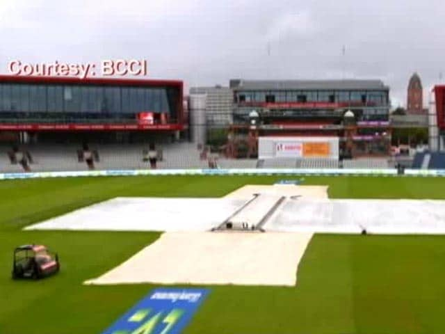 Video : Top News Of The Day: 2 Hours Before Play, Manchester Test Cancelled