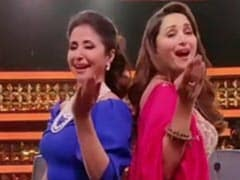 Viral: Madhuri Dixit And Urmila Matondkar Can't Stop Dancing In These Behind-The-Scenes Videos