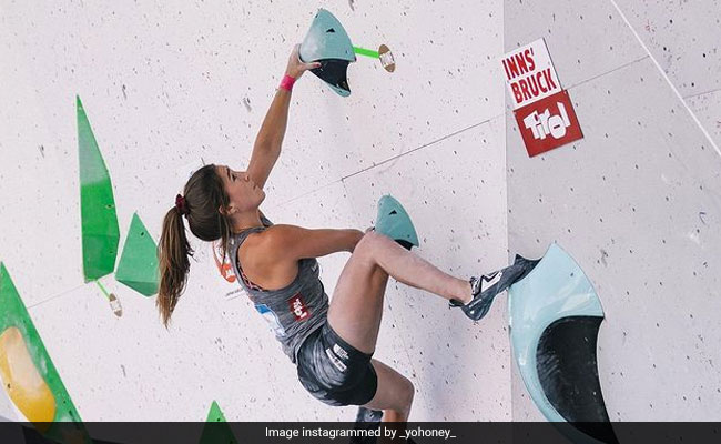 Climber Receives Apology For Close-Up Shots Aired During World Championship