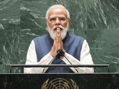 """""""Those Using Terrorism As Political Tool..."""": PM's Dig At Pak In UN Speech"""