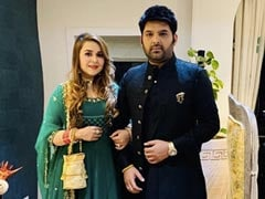 """Kapil Sharma Recalls Shutting Down His Show Because He """"Stopped Trusting People,"""" Calls Wife Ginni Chatrath His """"Strong Pillar"""""""