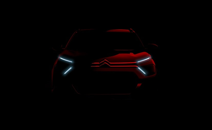 Citroen CC21 Subcompact SUV Official Unveiling: What To Expect