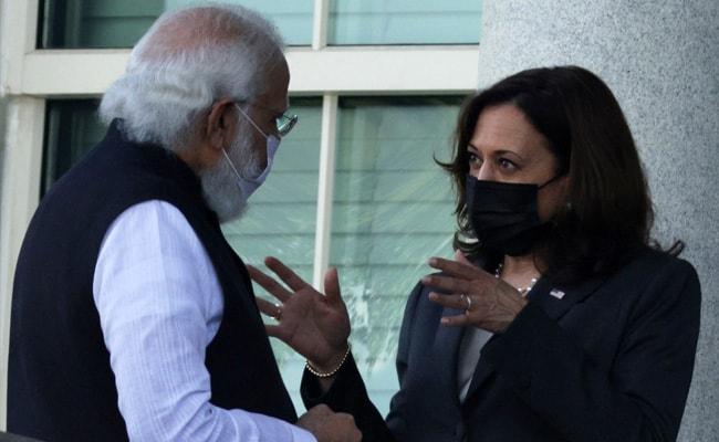 In Meet With PM Narendra Modi, Kamala Harris Suo Motu Refers To Pakistan Role In Terrorism