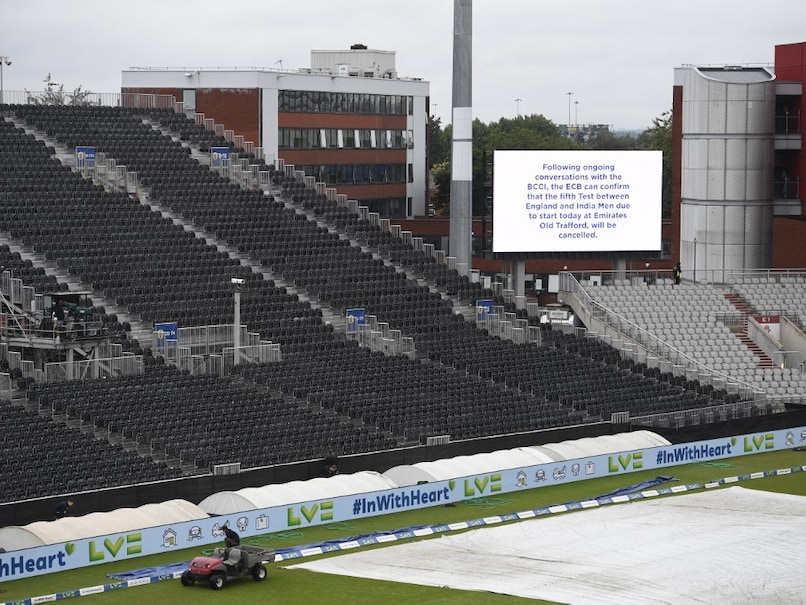 England Board Writes To ICC On Outcome Of Cancelled 5th Test Against India: Report