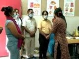 Video : Delhi Civic Body's Vaccination Camp On PM's Birthday