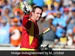 Zimbabwe's Brendan Taylor Announces Retirement From International Cricket