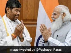 """""""God Who Decides Country's Fate"""": Union Minister On PM Modi"""