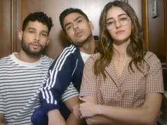 """New Film Alert: <I>Kho Gaye Hum Kahan</i> - In Which Ananya Panday, Siddhant Chaturvedi, Adarsh Gourav """"Disconnect To Reconnect"""""""